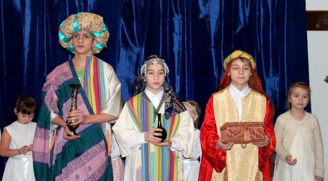Спектакль «Рождественское чудо»