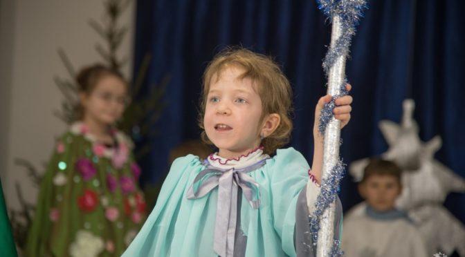 Рождественский спектакль на Подворье